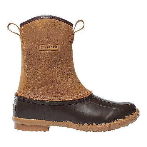 Men's LaCrosse Mesquite II 10in 200G Brown Full Grain Oiled/Distressed Leather