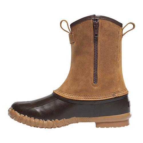 Men's LaCrosse Mesquite II 10in 200G Brown Full Grain Oiled/Distressed Leather - Thumbnail 1