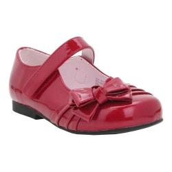 Girls' Nina Maxie Mary Jane Red Patent