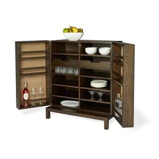 Calvin Klein Grove 2-drawer Bar Cabinet
