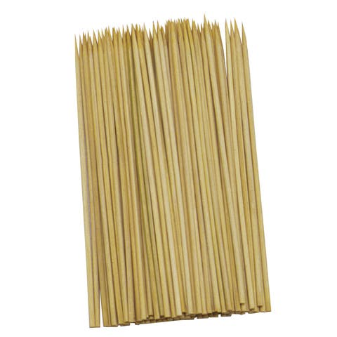"""Norpro 1936 6"""" Bamboo Skewers 100-count"""