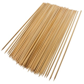 """GrillPro 11070 12"""" Bamboo Skewers 100-count"""