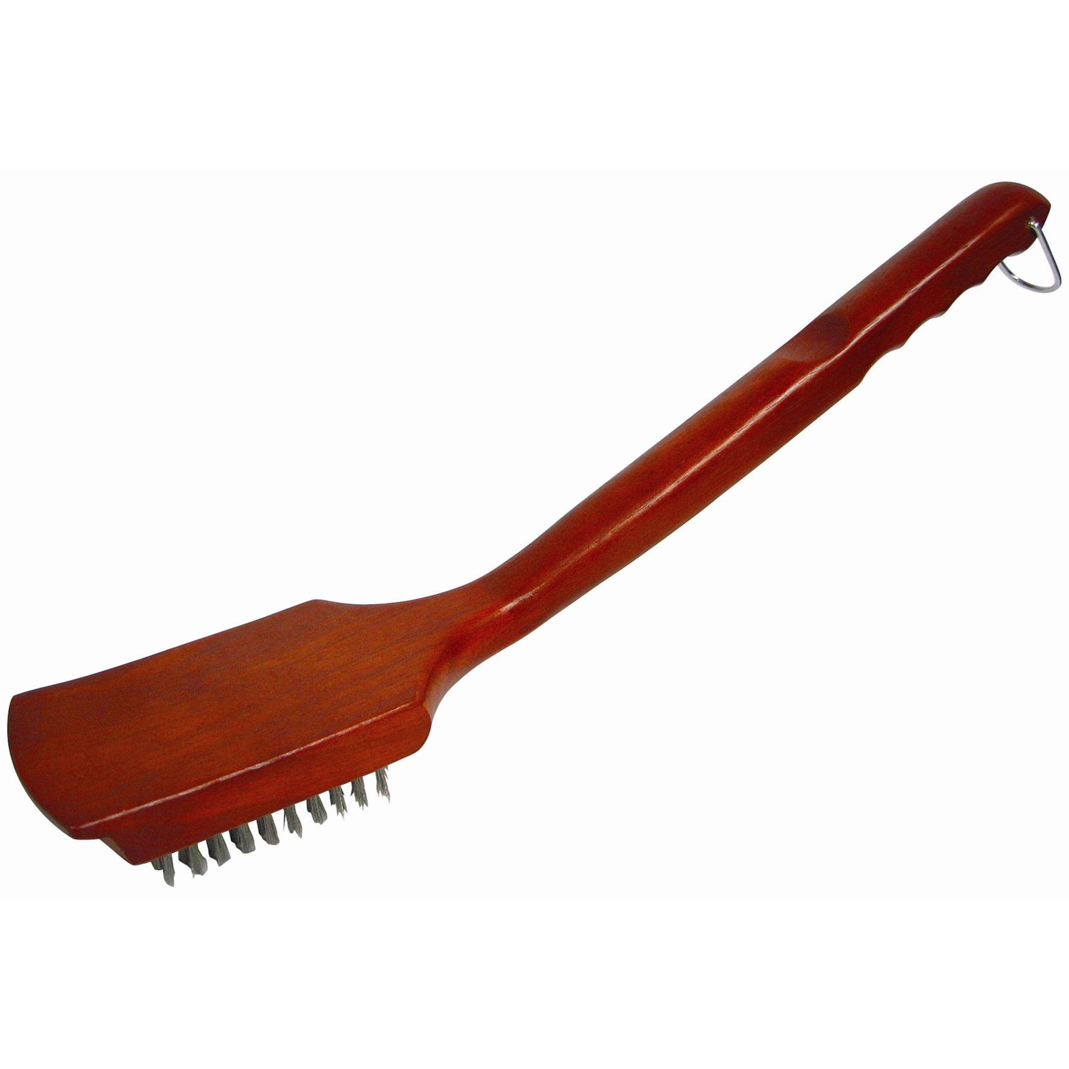 "GrillPro 70255 18"" Grill Brush With Heavy Duty Hardwood H..."