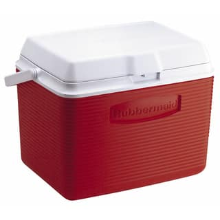 Rubbermaid FG2A1304MODRD 24 Quart Modern Red Personal Cooler https://ak1.ostkcdn.com/images/products/12900386/P19657556.jpg?impolicy=medium