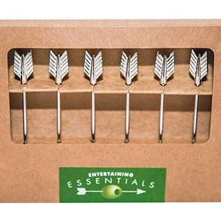 Cork Pops Arrow Cocktail Picks (Set of 6)