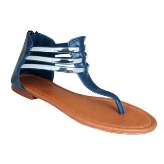 Koh Koh Women's Flat Sandals