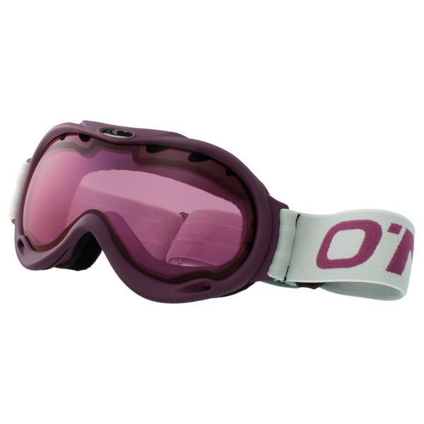 SnowGoggles Medium Plum Purple Lens