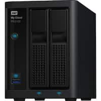 WD 0TB My Cloud PR2100 Pro Series Diskless Media Server with Transcod