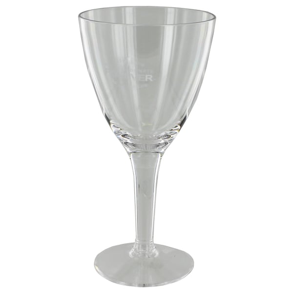 Prodyne PF-13 14 Oz Unbreakable Polycarbonate All Purpose Stem Glass