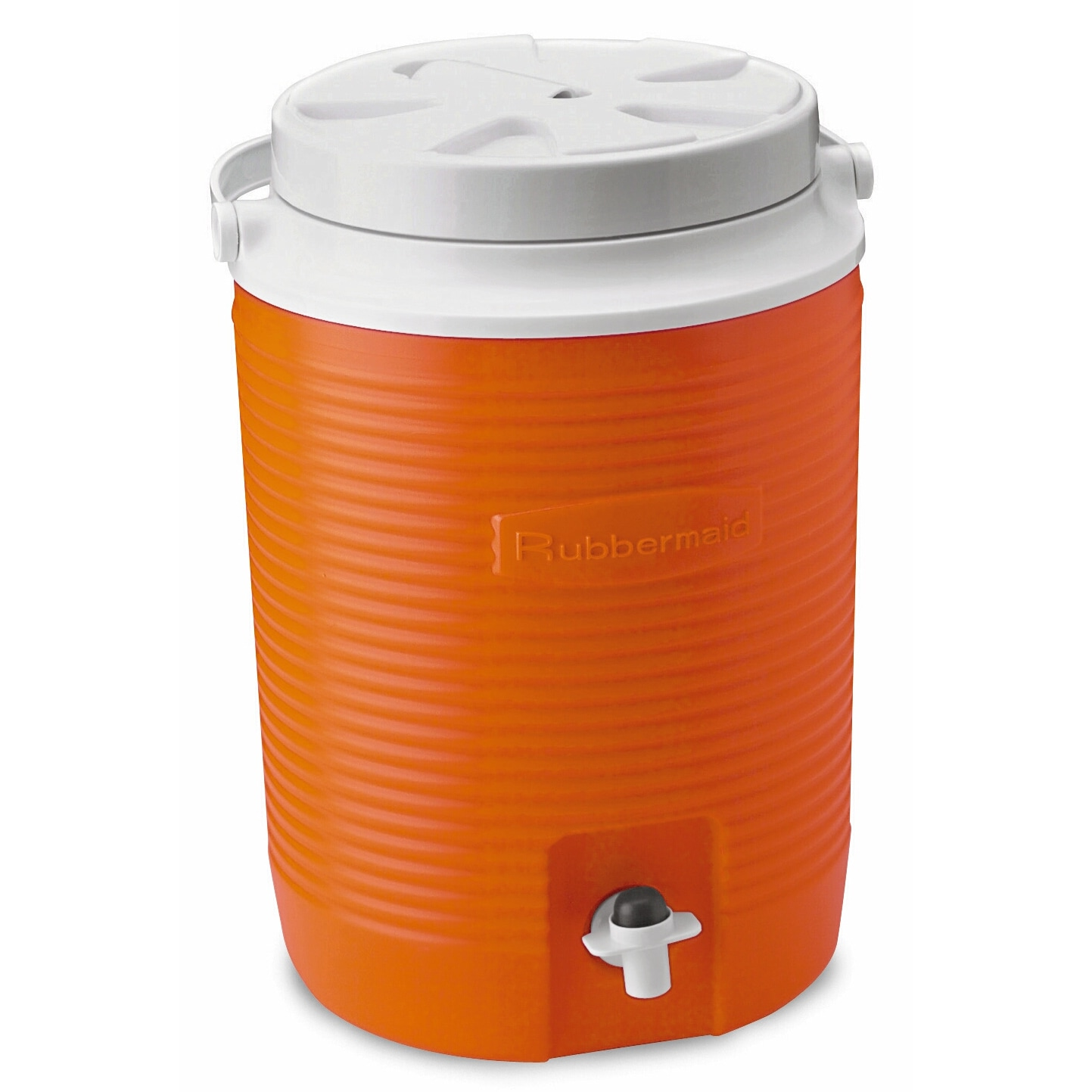 Rubbermaid FG15300411 2 Gallon Orange Victory Thermal Jug...