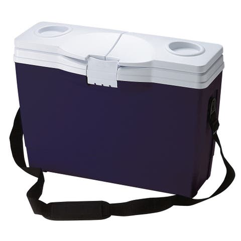 Rubbermaid FG180104MODBL 13 Quart Slim Cooler Assorted Colors