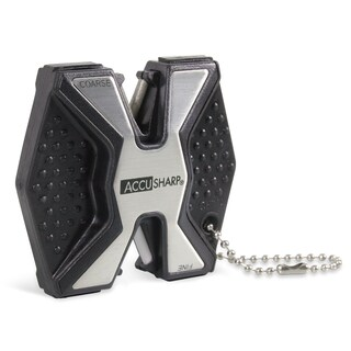 Fortune Products 017C AccuSharp Diamond Pro 2 Step Knife Sharpener