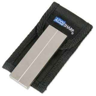 "Fortune Products 027C 3"" AccuSharp Diamond Pocket Stone"