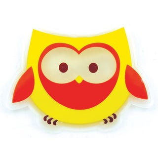 "Bumkins CPK-240 7"" L X 5"" W .5"" H Owl Cold Pack"