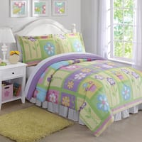 My World Sweet Helena 3-piece Comforter Set - Multi
