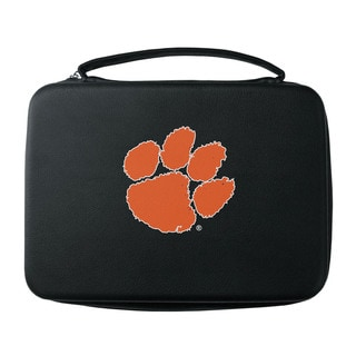 Siskiyou NCAA Clemson Tigers Sports Team Logo Black GoPro Carrying Case