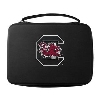 Siskiyou NCAA South Carolina Gamecocks Black Sports Team Logo GoPro Carrying Case