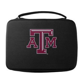 Siskiyou NCAA Texas A & M Aggies Black Sports Team Logo GoPro Carrying Case
