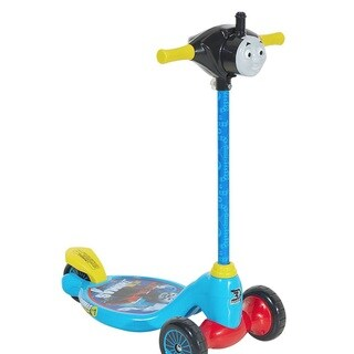 Dynacraft Thomas the Tank Engine Blue 3-wheel Scooter