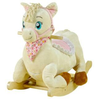 Rockabye Princess Pony Rocker|https://ak1.ostkcdn.com/images/products/12914653/P19669730.jpg?impolicy=medium