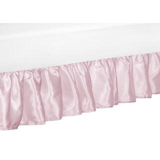 Sweet Jojo Designs Alexa Toddler-size Bedskirt