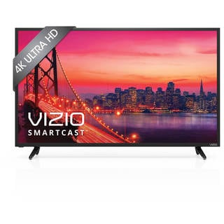VIZIO E43U-D2 SmartCast E-Series UHD 2160P 43-inch Class 4K 20Hz Smart HDTV with Built-in Chromecast