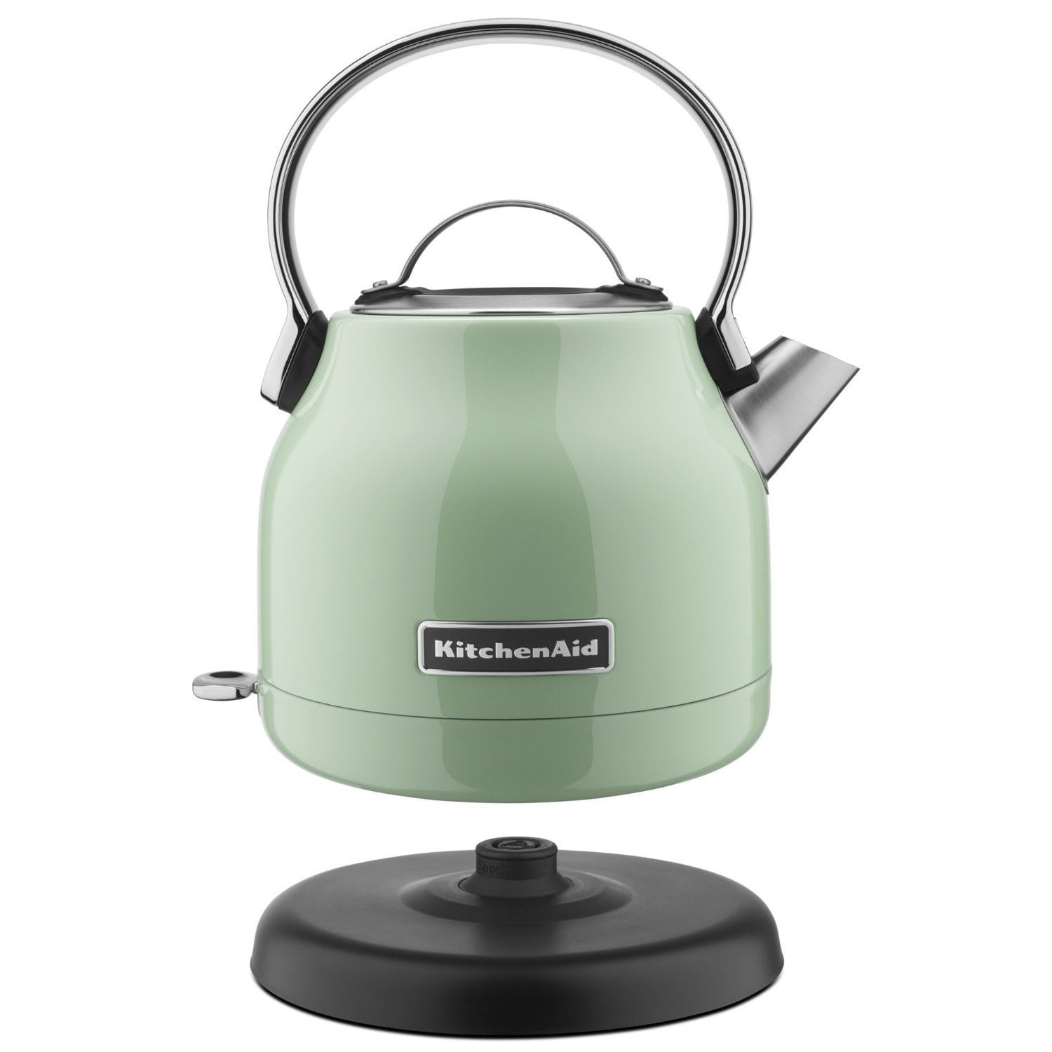 KitchenAid KEK1222PT 1.25-Liter Electric Kettle, Pistachio