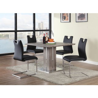 Christopher Knight Home Carry Metal and MDF 5-piece Dining Set