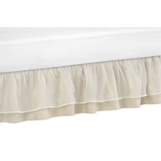 Sweet Jojo Designs Victoria Queen-size Bedskirt