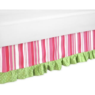 Sweet Jojo Designs Olivia Queen-size Bedskirt