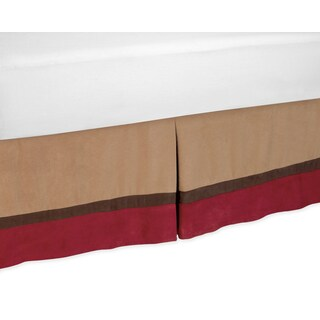 Sweet Jojo Designs All Star Sports Queen-size Bedskirt