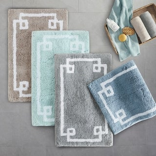 Madison Park Ethan Cotton Tufted Rug 3-Color Option (More options available)