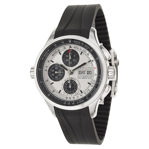 Hamilton Men's Khaki Aviation X-Patrol Watch