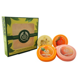 The Body Shop Mini Body Butter 4-piece Travel Collection