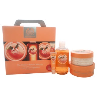 The Body Shop The Vineyard Peach Travel CollectionExclusive