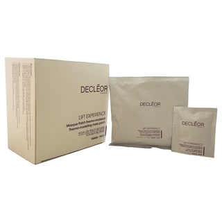 Decleor Lift Experience Mask Patch: 5x Lift Cream Patch Effect + 5x Thermo-Modeling Lift Powder (Salon Product)