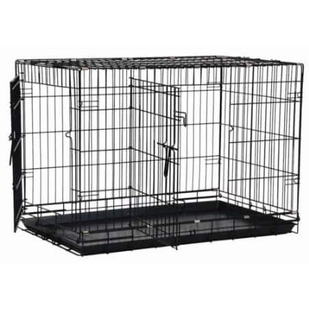 Precision Pet Black Great Crate