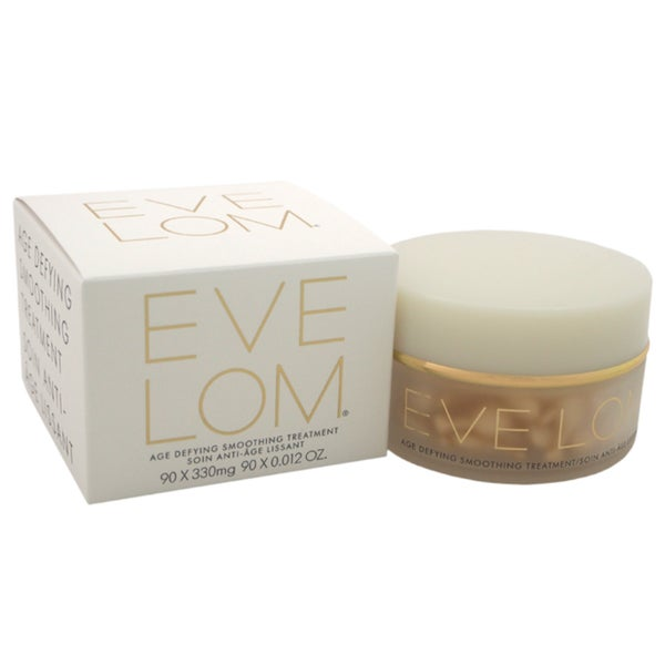 New Eve Lom Age Defying Smoothing Treatment 90 Capsules Womens Skincare Special Summer Sale Anti-aging Products
