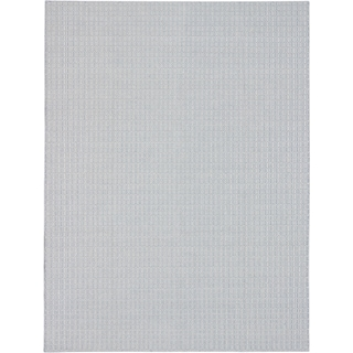 eCarpetGallery Handwoven Nevada Blue Wool Rug (9'1x12'1)