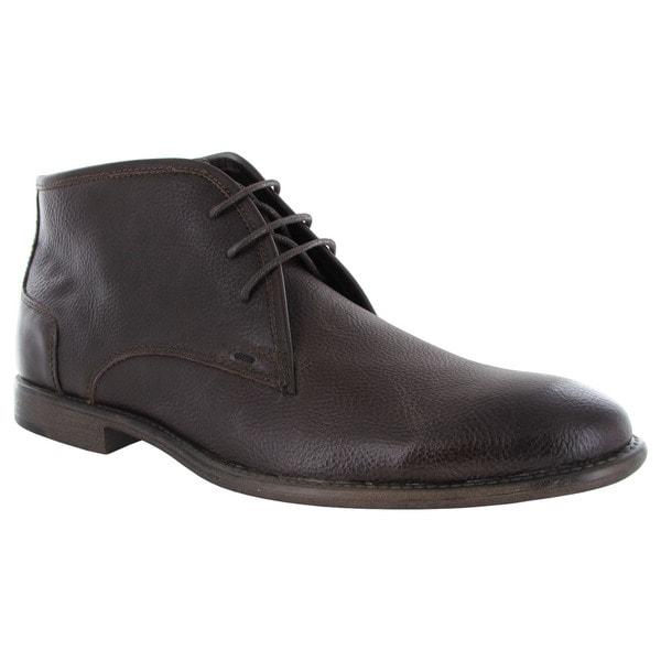 Robert Wayne Mens Graham Chukka Ankle Boots