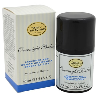 The Art of Shaving 1.5-ounce Overnight Balm Lavender and Roman Chamomile