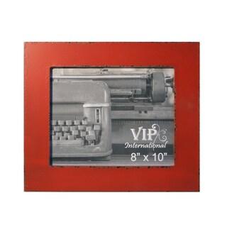 Red 8-inch x 10-inch Frame