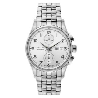 Hamilton Men's H68582533-GR Stainless-steel Watch
