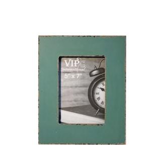 Blue 5-inch x 7-inch Frame