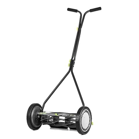 Earthwise 16-inch 7-blade Reel Mower