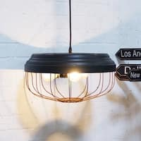 Metal Decorative Light Fixture