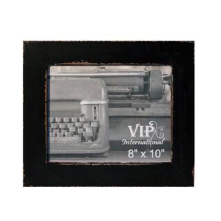 Black Wood 8-inch x 10-inch Frame