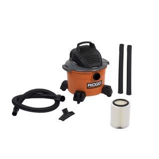 RIDGID 6-gal. Wet/Dry Vacuum
