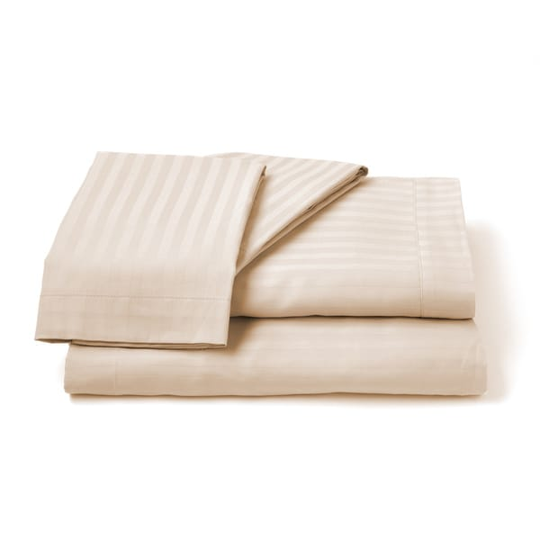 320 Thread Count 100-percent Cotton Sheet Set
