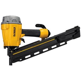 DEWALT 21° Pneumatic Collated Framing Nailer